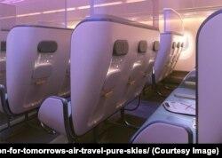Pure Skies Zone seats
