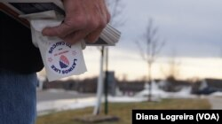 The League of United Latin American Citizens, one of the oldest and largest Latino organizations in the United States, urges immigrants in the community to vote, in Des Moines, Iowa.