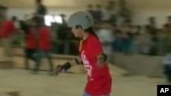 رواج سکیت بازی در افغانستان