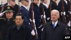 Xitoy prezidenti Xu Tzintao Vashingtonda