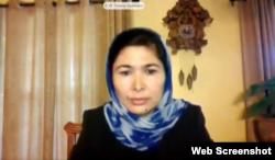 Şincan Uygur Özerk Bölgesi'ndeki kamplardan kurtulmayı başaran Tursunay Ziyawudun