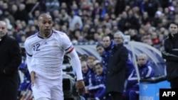 Thierry đã về đầu quân với Red Bulls hồi đầu tháng này sau khi từ giã FC Barcelona