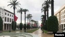 14 Aralık 2020 - Fas'ın başkenti Rabat