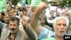 Иранское руководство обвиняет Запад в подстрекательстве