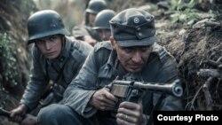 «Неизвестный солдат». Кадр из фильма
