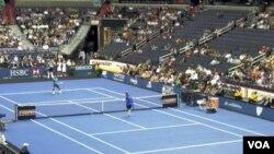 SAD: Teniski veterani-šampioni ponovo na terenima