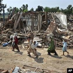 سیلاب سے پاکستان کی معیشت کو اربوں ڈالر کا نقصان