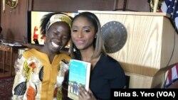 Patricia Bulus Da Isha Sasey A Taron Tuna 'Yan Matan Chibok