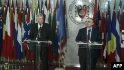 Shefi i Misionit Civil Ndërkombëtar në Kosovë viziton Tiranën