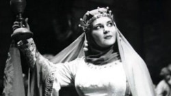 Maria Callas was one of the best-known opera singers in the world