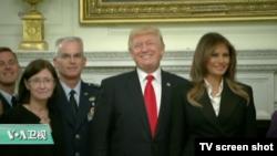 "VOA连线:川普称与美军将领会面为""暴风雨之前的平静"""