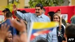 Nicolas Maduro, perezida wa Venezuela