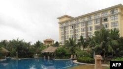 博鳌的豪华酒店 中国百万富翁人数全球第四