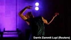 Un danseur de Moveo Dance Company à Malte. (photo d'illustration - Reuters)