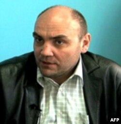 Zoran Panović, gl. i odg. urednik Danasa