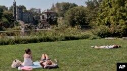 سنترال پارک نیویورک یکی از سوژه های محبوب عکاسان اینستاگرام است