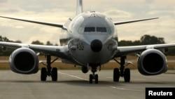 Американский самолет воздушной разведки Посейдон Р8 (архивное фото)