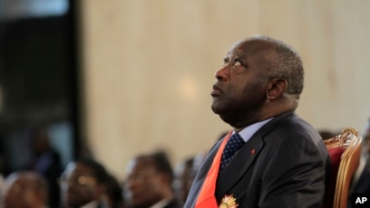 L'ex-président ivoirien Laurent Gbagbo lance un appel à la réconciliation