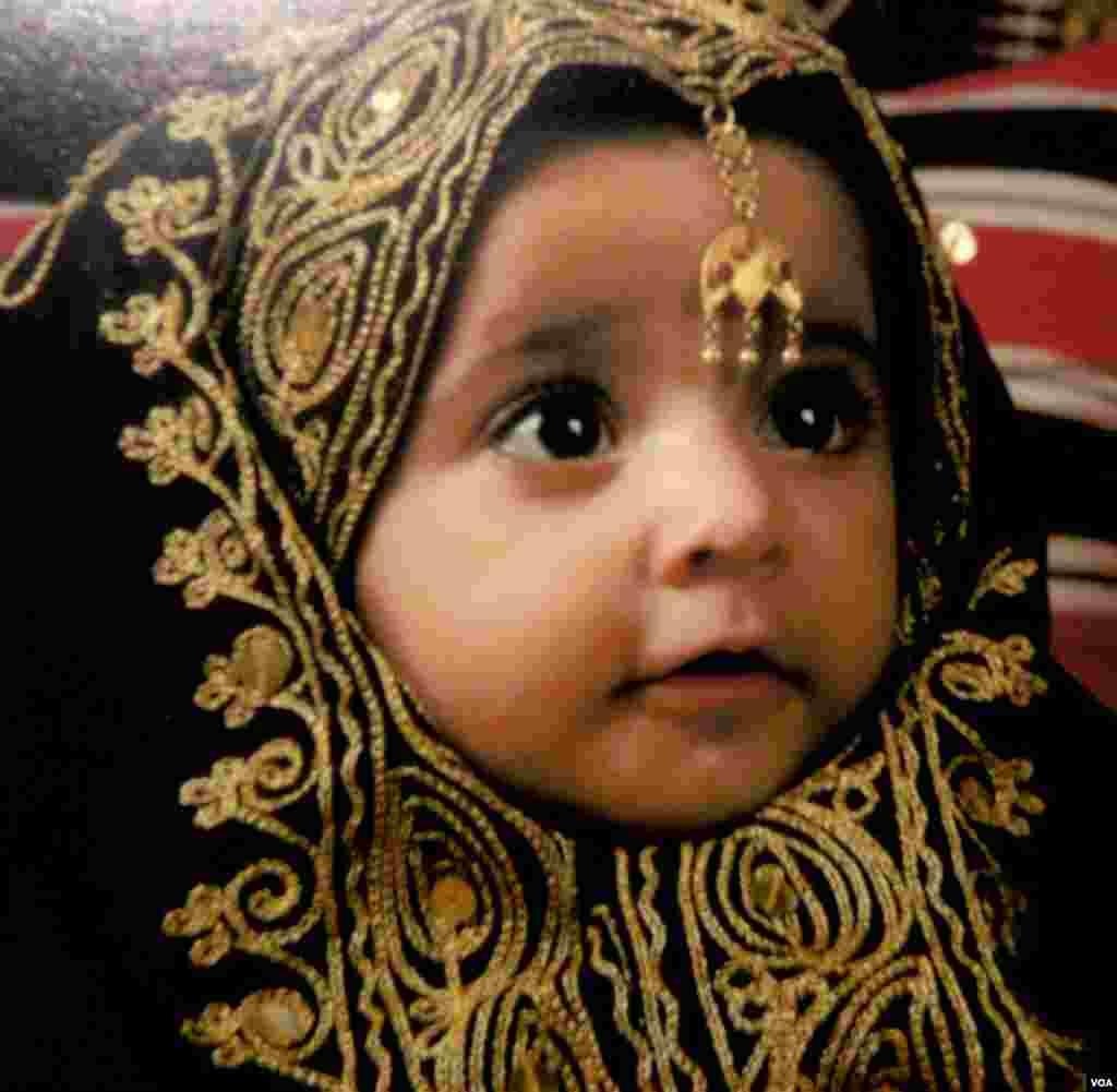 Tradicionalna odjeća u ambasadi Saudijske Arabije