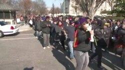 Hundreds Hold Prayer Vigil for Unemployed on Capitol Hill