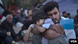 جنگ داخلی سوریه میلیون ها سوری را فراری کرده است