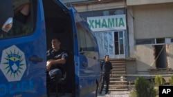 Kosovo Arrests