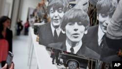 Los Beatles siguen siendo una de las bandas más emblemáticas de todos los tiempos en EE.UU.