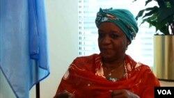 زینب حوا بنگورا: مسئوول اداره سازمان ملل متحد در امور معضلات و خشونت های جنسی علیه زنان