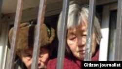 黑監獄鐵窗後等待營救的湖南訪民