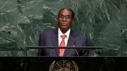 Zimbabwe President Robert Mugabe - 72nd Session of the UN General Assembly