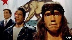 Tượng bằng sáp của Arnold Schwarzenegger được trưng bày tại Viện Bảo Tàng Sáp Hollywood