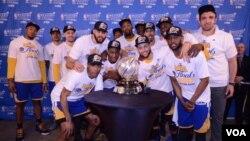 """ფაჩულია """"უორიორზთან"""" ერთად NBA-ს დასავლეთ კონფერენციის ჩემპიონი უკვე გახდა"""