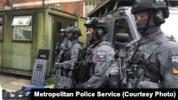 London's Metropolitan Police Service announced an additional 600 armed police officers will be deployed in visible roles to protect the city from terror attacks.