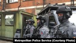 倫敦警方宣布將增派600名武警為城市提供保護。