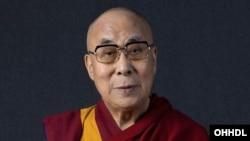 圖為達賴喇嘛(資料照片)