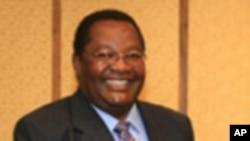 Zimbabwe Roads Minister Obert Mpofu