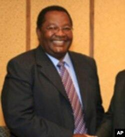 Zimbabwe Mines Minister Obert Mpofu