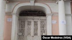Tribunal de São Tomé e Príncipe em dia de greve dos magistrados