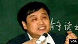 被北京警方刑拘的獨立知識分子徐友漁(資料圖片)