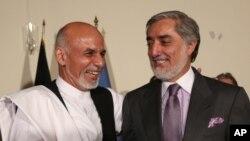 قرار است دو مقام حکومتی افغان روی تنشهای به میان آمده صحبت کنند