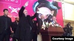 Abdul Rashid Do'stum prezidentlikka Ashraf G'ani nomzodini quvvatlamoqda