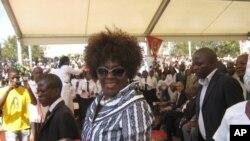 Vice governadora de Malange Alice van Dunem