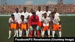 Le FC Renaissance, 2017.