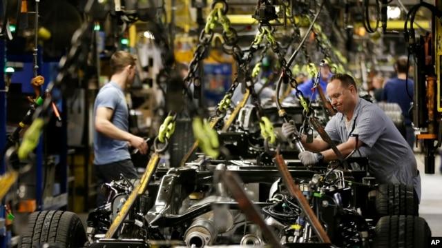 El resurgimiento de la economía estadounidense se registra tras un crudo invierno, cuando se redujo la producción.