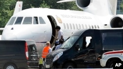 Se sospechaba que en el avión de Evo Morales viajaba el estadounidense Edward Snowden, reclamado por la justicia de EE.UU..