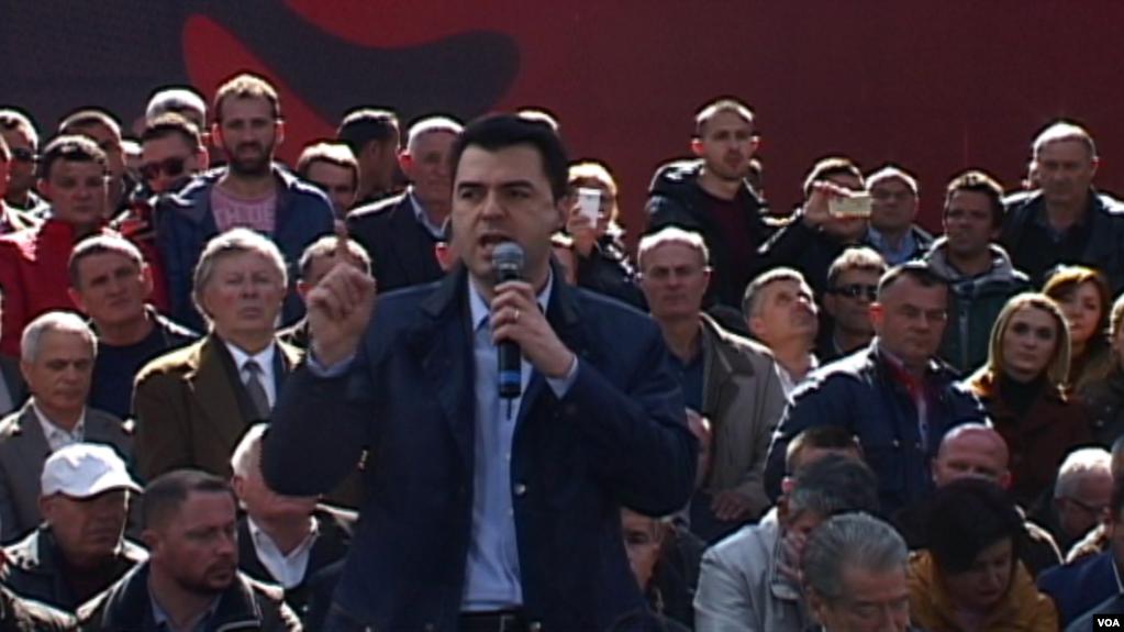 Basha: Liria sot e kërcënuar nga diktatura e krimit