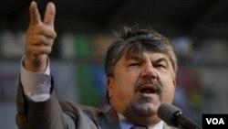 Richard Trumka, Ketua serikat buruh terbesar di Amerika, AFL-CIO.