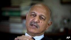 سینیٹر مشاہد حسین سید