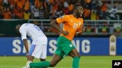 Les Elephants ivoiriens et les Léopards congolais font match nul 2-2