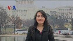 Pidato Kenegaraan Tahunan Obama - Liputan Berita VOA 23 Januari 2012